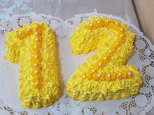 Torta - Mary's Dulcería Lawton La Habana