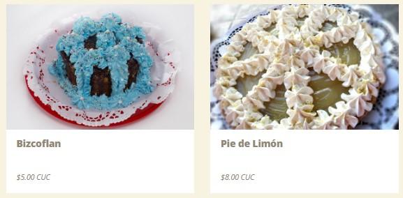 Mary's Dulceria - 3-2 x cakes Alamesa-es